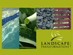 Landscape Transformations website screenshot